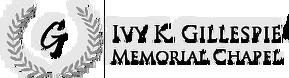 Ivy K. Gillespie Memorial Chapel
